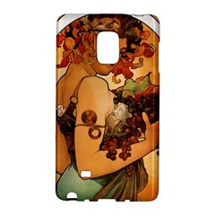 Alfons Mucha   Fruit Galaxy Note Edge by 8fugoso