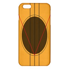 Guitar Picking Tool Line Tone Music Iphone 6 Plus/6s Plus Tpu Case by Jojostore