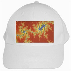 Fractals White Cap by 8fugoso