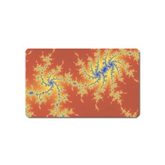 Fractals Magnet (name Card) by 8fugoso