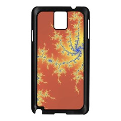 Fractals Samsung Galaxy Note 3 N9005 Case (black) by 8fugoso