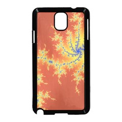 Fractals Samsung Galaxy Note 3 Neo Hardshell Case (black) by 8fugoso