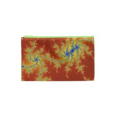 Fractals Cosmetic Bag (xs) by 8fugoso