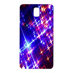 Star Light Space Planet Rainbow Sky Blue Red Purple Samsung Galaxy Note 3 N9005 Hardshell Back Case by Jojostore
