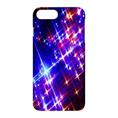 Star Light Space Planet Rainbow Sky Blue Red Purple Apple Iphone 7 Plus Hardshell Case by Jojostore
