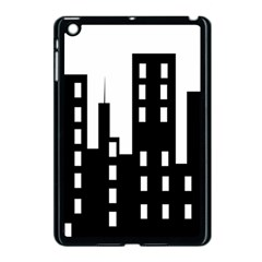 Tower City Town Building Black Apple Ipad Mini Case (black) by Jojostore