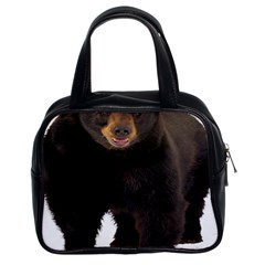 Brown Bears Animals Classic Handbags (2 Sides) by Jojostore