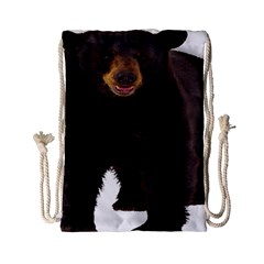 Brown Bears Animals Drawstring Bag (small) by Jojostore