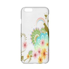 Wreaths Sexy Flower Star Leaf Rose Sunflower Bird Summer Apple Iphone 6/6s Hardshell Case by Mariart