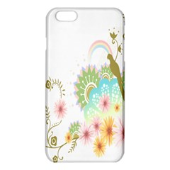 Wreaths Sexy Flower Star Leaf Rose Sunflower Bird Summer Iphone 6 Plus/6s Plus Tpu Case by Mariart