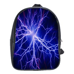Blue Sky Light Space School Bag (large)
