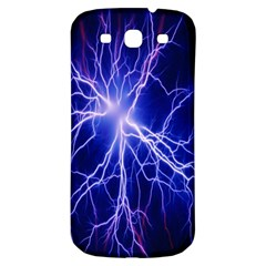 Blue Sky Light Space Samsung Galaxy S3 S Iii Classic Hardshell Back Case by Mariart