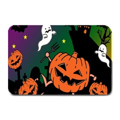 Happy Halloween Plate Mats by Mariart