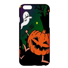 Happy Halloween Apple Iphone 6 Plus/6s Plus Hardshell Case by Mariart