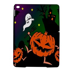 Happy Halloween Ipad Air 2 Hardshell Cases by Mariart