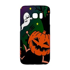 Happy Halloween Galaxy S6 Edge by Mariart