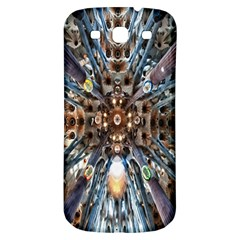 Iron Glass Space Light Samsung Galaxy S3 S Iii Classic Hardshell Back Case by Mariart