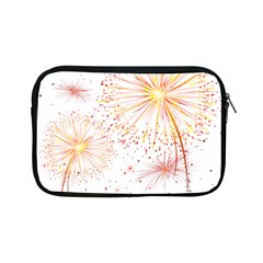 Fireworks Triangle Star Space Line Apple Ipad Mini Zipper Cases by Mariart