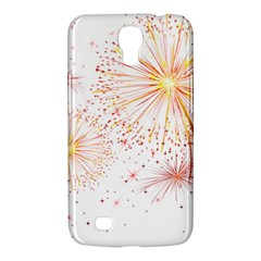 Fireworks Triangle Star Space Line Samsung Galaxy Mega 6 3  I9200 Hardshell Case by Mariart