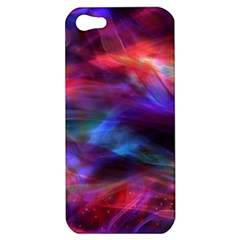 Abstract Shiny Night Lights 7 Apple Iphone 5 Hardshell Case by tarastyle