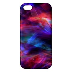 Abstract Shiny Night Lights 7 Apple Iphone 5 Premium Hardshell Case by tarastyle