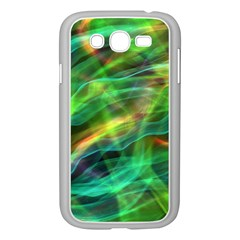 Abstract Shiny Night Lights 8 Samsung Galaxy Grand Duos I9082 Case (white) by tarastyle