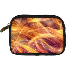 Abstract Shiny Night Lights 10 Digital Camera Cases