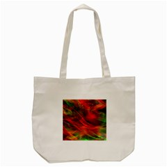 Abstract Shiny Night Lights 12 Tote Bag (cream) by tarastyle
