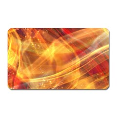 Abstract Shiny Night Lights 13 Magnet (rectangular) by tarastyle