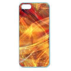 Abstract Shiny Night Lights 13 Apple Seamless Iphone 5 Case (color) by tarastyle