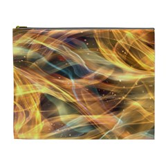 Abstract Shiny Night Lights 15 Cosmetic Bag (xl) by tarastyle