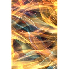 Abstract Shiny Night Lights 15 5 5  X 8 5  Notebooks by tarastyle