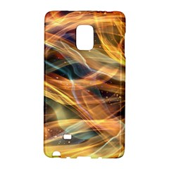 Abstract Shiny Night Lights 15 Galaxy Note Edge by tarastyle