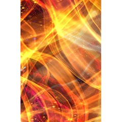 Abstract Shiny Night Lights 17 5 5  X 8 5  Notebooks by tarastyle