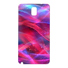 Abstract Shiny Night Lights 18 Samsung Galaxy Note 3 N9005 Hardshell Back Case by tarastyle