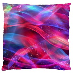 Abstract Shiny Night Lights 18 Standard Flano Cushion Case (one Side) by tarastyle
