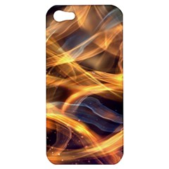 Abstract Shiny Night Lights 19 Apple Iphone 5 Hardshell Case by tarastyle