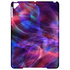 Abstract Shiny Night Lights 20 Apple Ipad Pro 9 7   Hardshell Case
