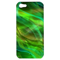 Abstract Shiny Night Lights 21 Apple Iphone 5 Hardshell Case by tarastyle