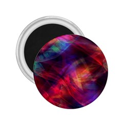 Abstract Shiny Night Lights 23 2 25  Magnets by tarastyle
