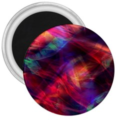 Abstract Shiny Night Lights 23 3  Magnets by tarastyle