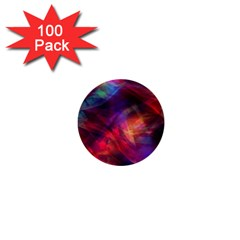 Abstract Shiny Night Lights 23 1  Mini Buttons (100 Pack)  by tarastyle