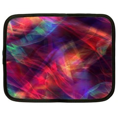 Abstract Shiny Night Lights 23 Netbook Case (xl)  by tarastyle