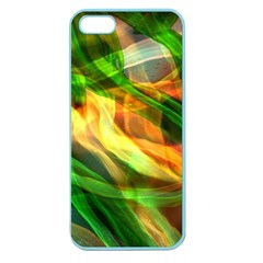 Abstract Shiny Night Lights 24 Apple Seamless Iphone 5 Case (color) by tarastyle