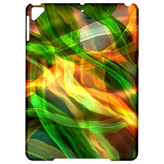 Abstract Shiny Night Lights 24 Apple Ipad Pro 9 7   Hardshell Case
