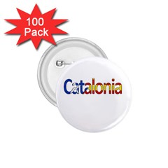 Catalonia 1 75  Buttons (100 Pack)