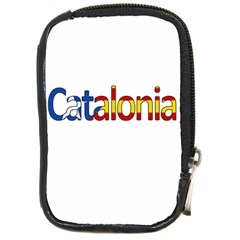 Catalonia Compact Camera Cases by Valentinaart