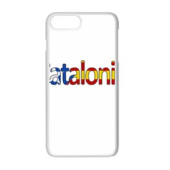 Catalonia Apple Iphone 7 Plus White Seamless Case by Valentinaart