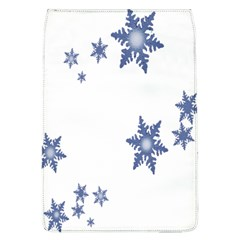 Star Snow Blue Rain Cool Flap Covers (l)  by AnjaniArt