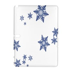 Star Snow Blue Rain Cool Galaxy Note 1 by AnjaniArt